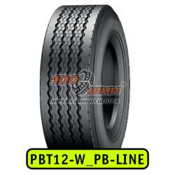 385/65R22.5 PB Line PBT-12W CN