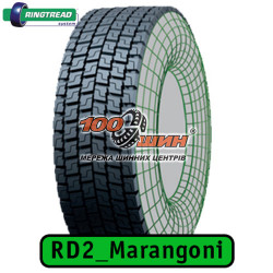 315/70R22.5 MARANGONI RD2 EU