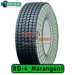 295/80R22.5 MARANGONI RD4 EU