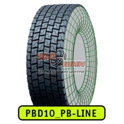 315/70R22.5 PB Line PBD10  EU
