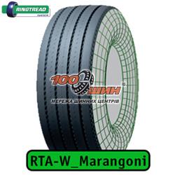 385/55R22.5 MARANGONI RTA-W CN