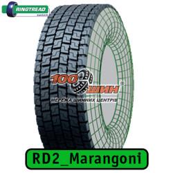 295/80R22.5 MARANGONI RD2 EU